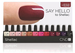 Products we use- Shellac